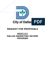 BSZ1112 Specifications - Dallas Marketing Income Program1