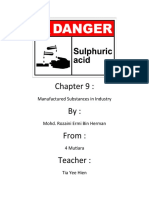 Chemistry Form 4 Chapter 9