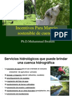 8_Incentivos para manejo sostenible de cuencas