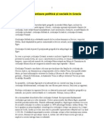 Modele de Organizare Politica Si Sociala in Grecia Antica