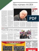 Lomography Peru- 1er Lomowall en Peru