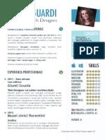 Curriculum Vitae Olivia Guardi