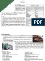 Modélisme ferroviaire à l'échelle HO. Fiche BB16500 MàJ des compos Juin 2011. par Laurent Arqué