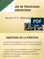 PRACTICA 2010 EN ESCUELA Nº 91
