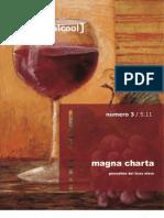 Magna Charta maggio 2011