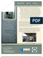 May 2011 E-newsletter
