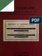 1911 aeroplaneelement00hubbrich