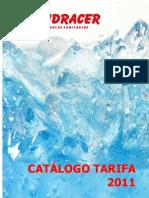 CATALOGO HC 2011 hidracer