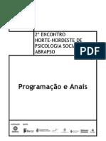 Livro-De-resumos-final II Encontro NO NE Da ABRAPSO 2011