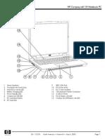 HP Nx6110 Specs