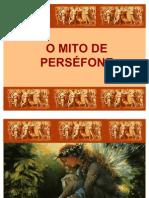 o Mito de Persefone