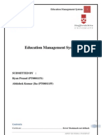 Documentation for Software Engg Project