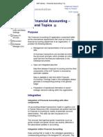 SAP Library - Financial Accounting _ General Topics