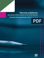 Zdrowie Publiczne - Stan Obecny, Reformy Model Docelowy