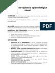 Programa de vigilancia epidemiológica visual