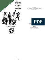 Los anarquistas en la crisis politica española- José Peirats