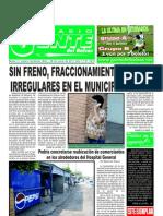EDICIÓN 08 DE JUNIO DE 2011