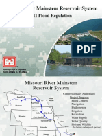 Missouri River Flooding Jun 2011