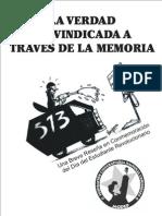 La verdad reivindicada a través de la memoria, a propósito del dia del estudiante revolucionario