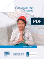 Deposit Assessment in Nepal