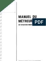 Manuel du métreur_SNCT_1984