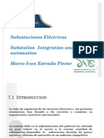 Substation Integration and Automation Estrada Pintor