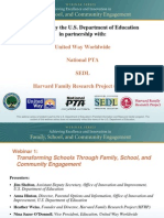 Transforming Schools Presentation Slides - Webinar 1