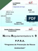 PPRA-NR-9