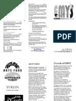 EMYS Brochure