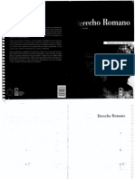 Derecho Romano Francisco Samper Polo Parte 1
