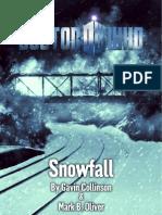 Doctor Who Snowfall BBC