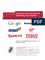 Caso Estudio Marketing Internacional