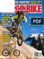 Mountain Bike Action May Bend Oregon