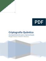Criptografia (Quântica)