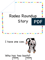 Fluency- Rodeo Roundup Story