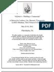 Final Program Book - LGBT Muslim Retreat 2011