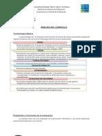 Lec. 4 TErminología Básica. Posner 2005