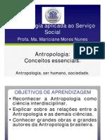 REVISÂO ANTROPOLOGIA