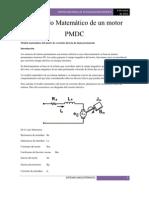 Modelado Matemático de un motor
