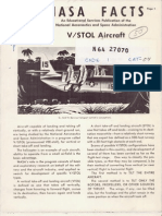 NASA Facts VSTOL Aircraft 1964