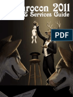 Anthrocon 2011 Dining Guide