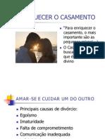 ENRIQUECER O CASAMENTO