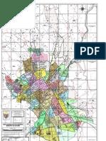 Mapa Por Barrios de La Ciudad de Duitama
