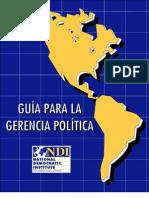 Manual de Gerencia Política