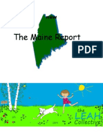 The MAINE REPORT