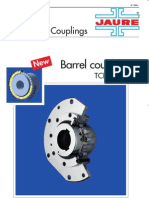 Barrel Couplings