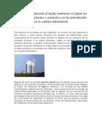 Radiactividad en Alimentos Spv, Silvia Mora