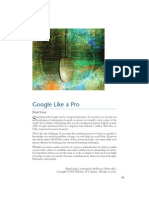 Google Like a Pro