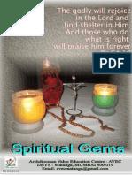 Spiritual Gems 9