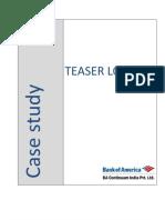 Case Study Teaser Loans v1